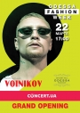 VOINIKOV выступит на Grand opening Odessa Fashion Week