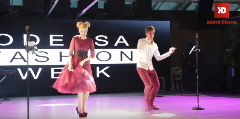 Grand opening Odessa Fashion Week в программе ZDOROVO