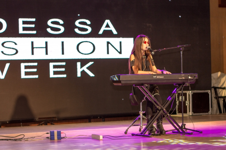 Grand opening Odessa Fashion Week -  Odessa Fashion Channel
