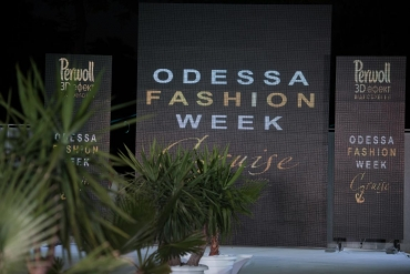 Top Events Odesa Fashion Channel - Perwoll Odessa Fashion Week Cruise. Mafia Rave Terrace